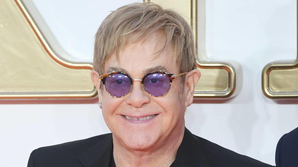 Medien: Elton John will angeblich Karriereende ankündigen