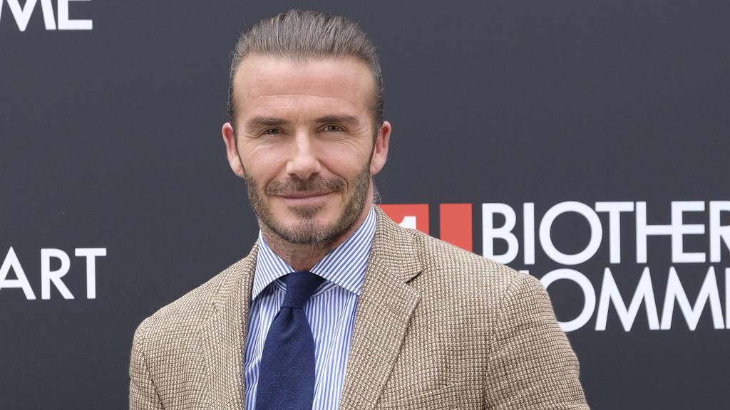 Beckham wird Anteilseigner bei geplantem Team von Miami