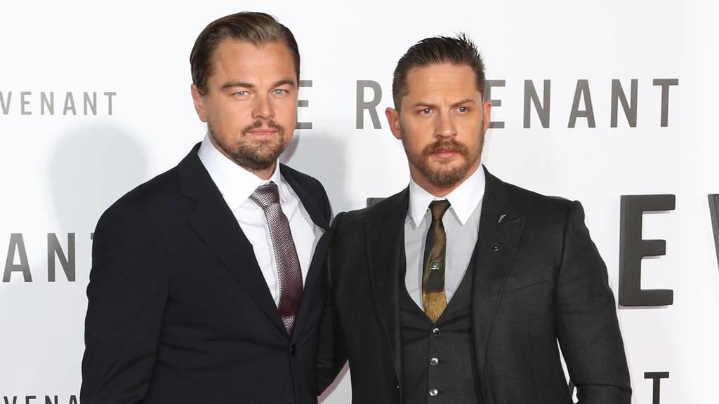 Tom Hardy zeigt Leonardo DiCaprio Tattoo nach verlorener Wette