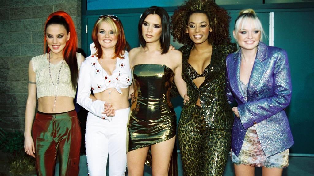 Spice Girls: Reunion, ohne zu singen