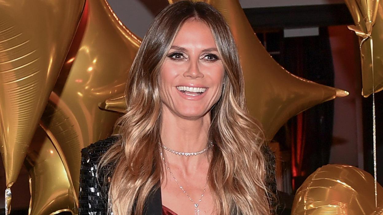 Heidi Klum: Ist diese Nachricht für Tom Kaulitz?