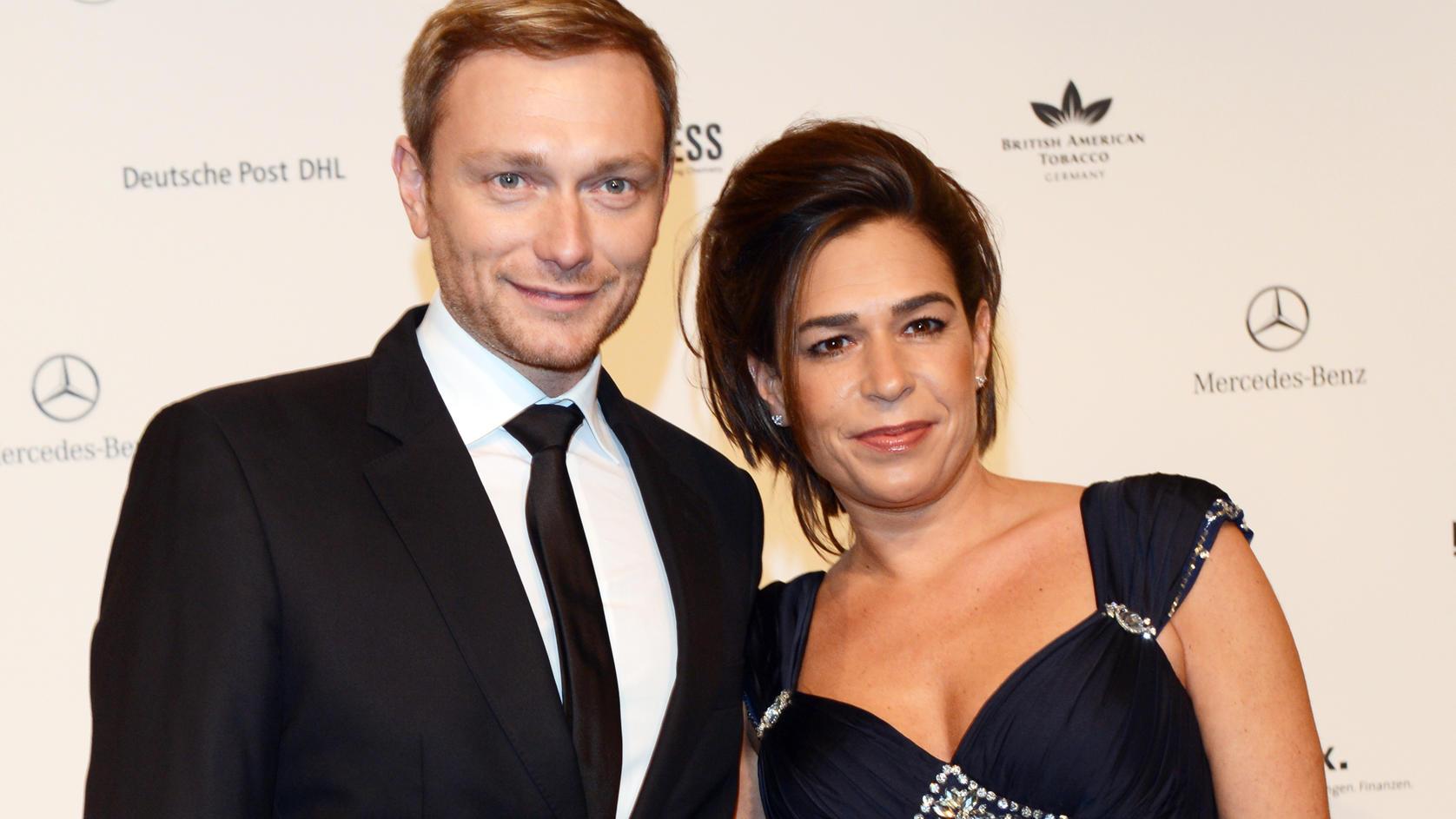 Christian Lindner und Dagmar Rosenfeld: Ehe-Aus nach