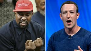 Kanye West und Mark Zuckerberg singen Backstreet Boys