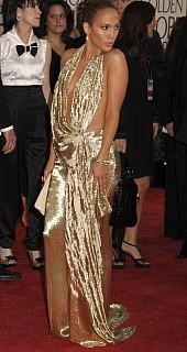 Golden Globes Kleider 2009 Fashion Mode Look