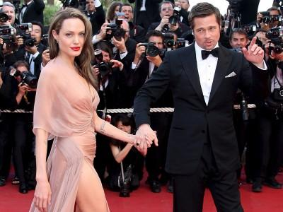 Cannes 2009 Roter Teppich Inglorious Basterds Pitt Jolie Tarantino