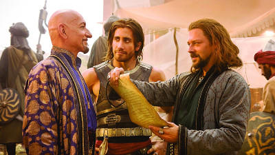 Ben Kingsley Interview Prince Of Persia
