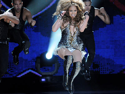 Jennifer Lopez World Music Awards