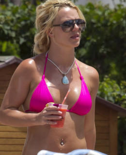 Britney Spears Jason Trawick auf Hawaii