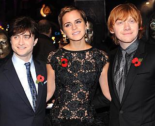 Spitzen Auftritt Der Harry Potter Darsteller
