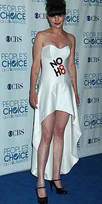 People\'s Choice Awards 2011 Verleihung Styling Kleider