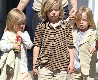 Kinder Von Brad Pitt