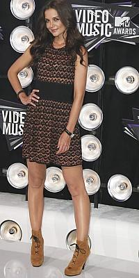 MTV Music Awards 2011 Style Fashion Look