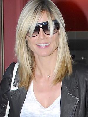 Haarfarbe oben blond unten dunkel