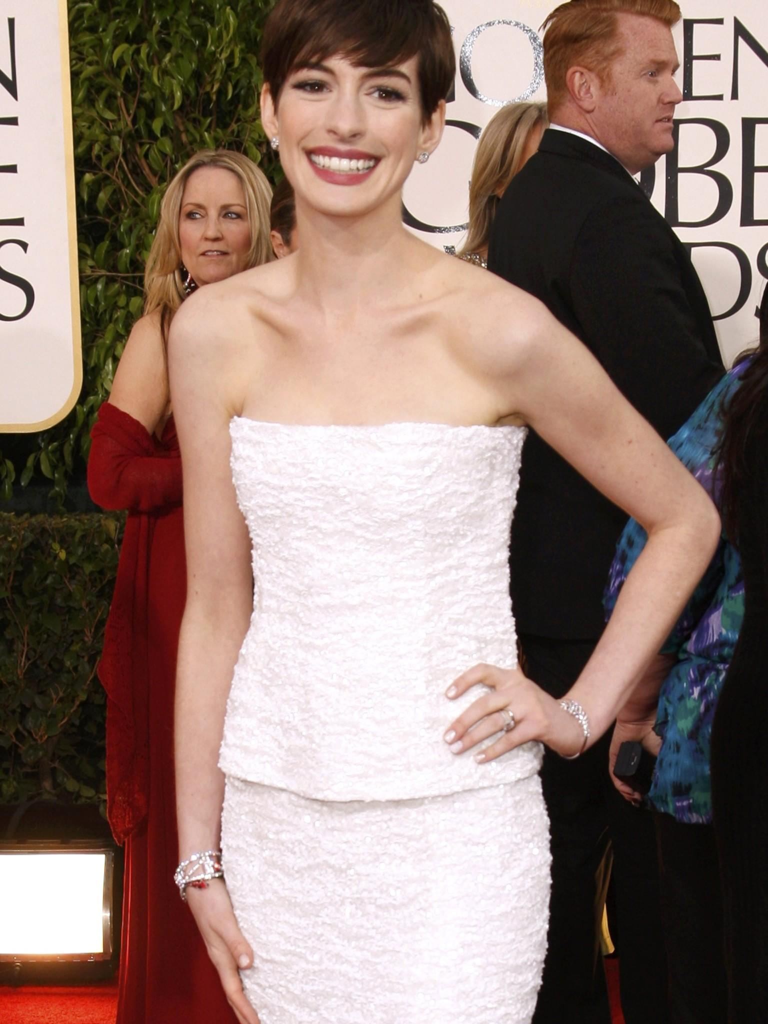 Golden Globes Kleider Styling