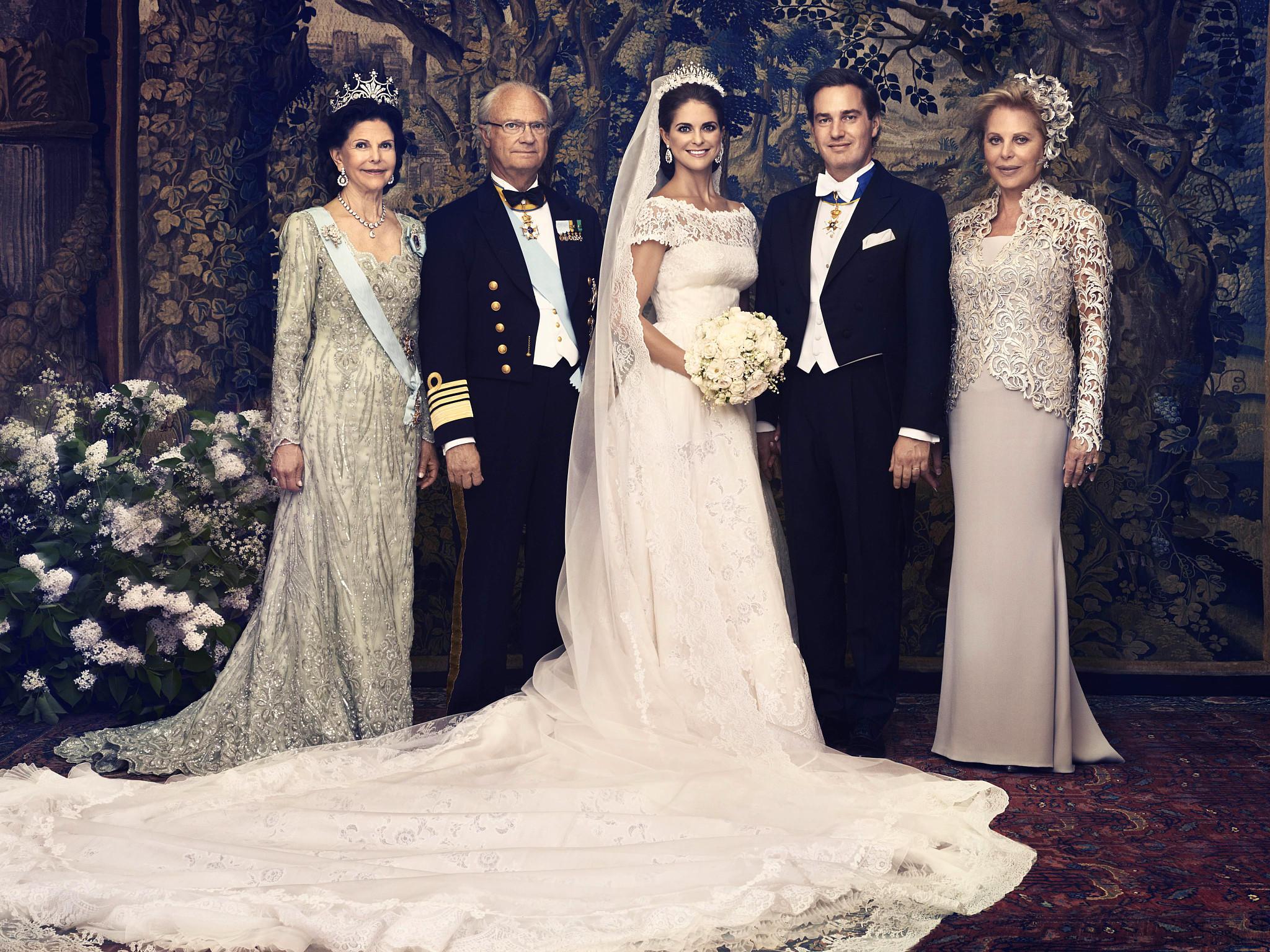 SchwedenDie Von O Chris In Und Madeleine Hochzeit Schönsten Bilder 7f6gyb