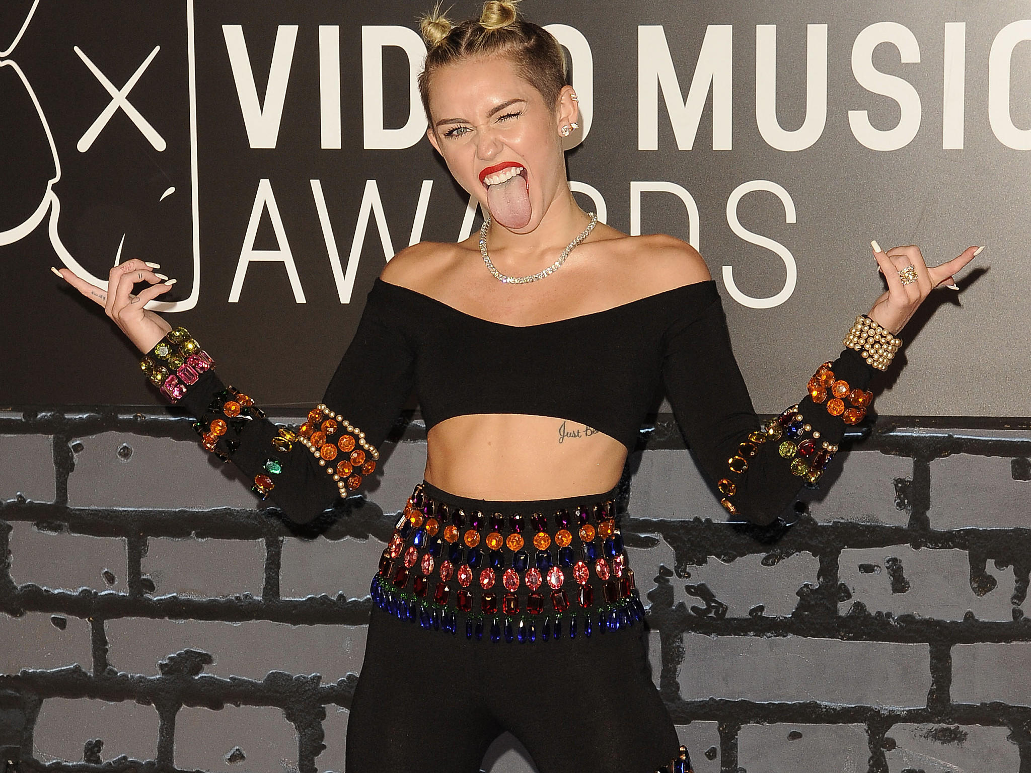 MTV Video Music Awards 2013 Miley Cyrus