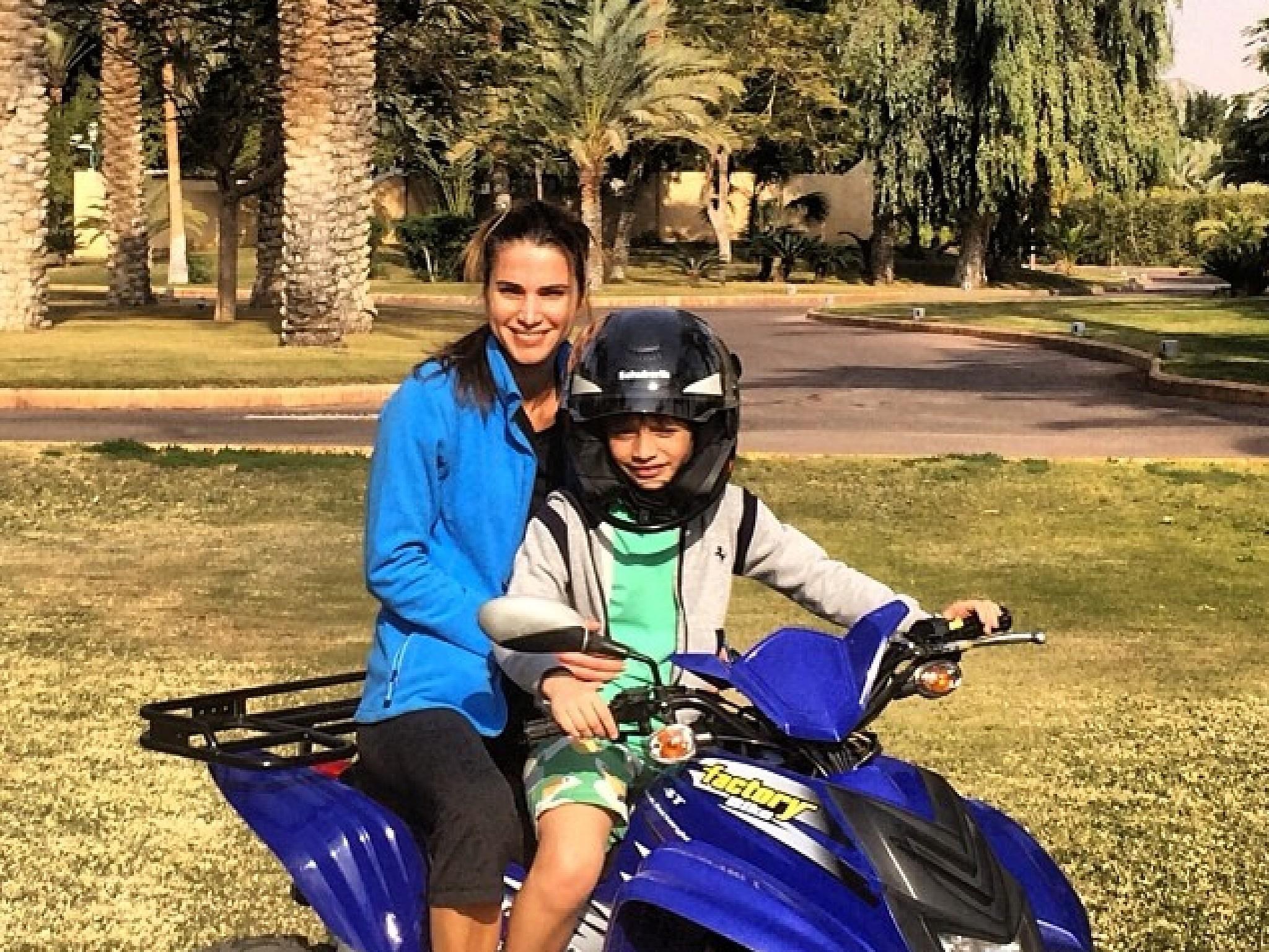Königin Rania Von Jordanien Ganz Privat