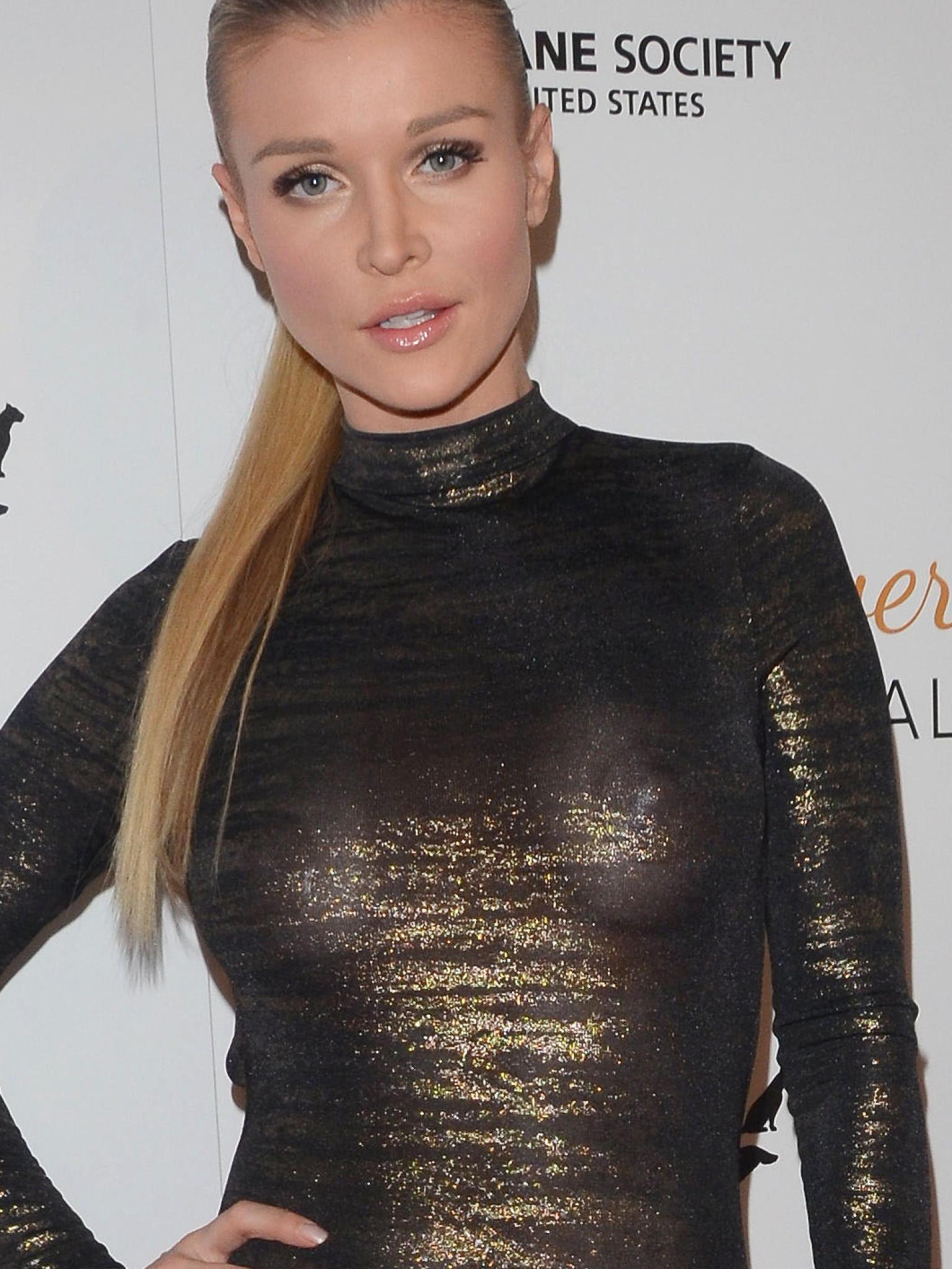 Modetrend: Transparente Kleider statt zu nackt