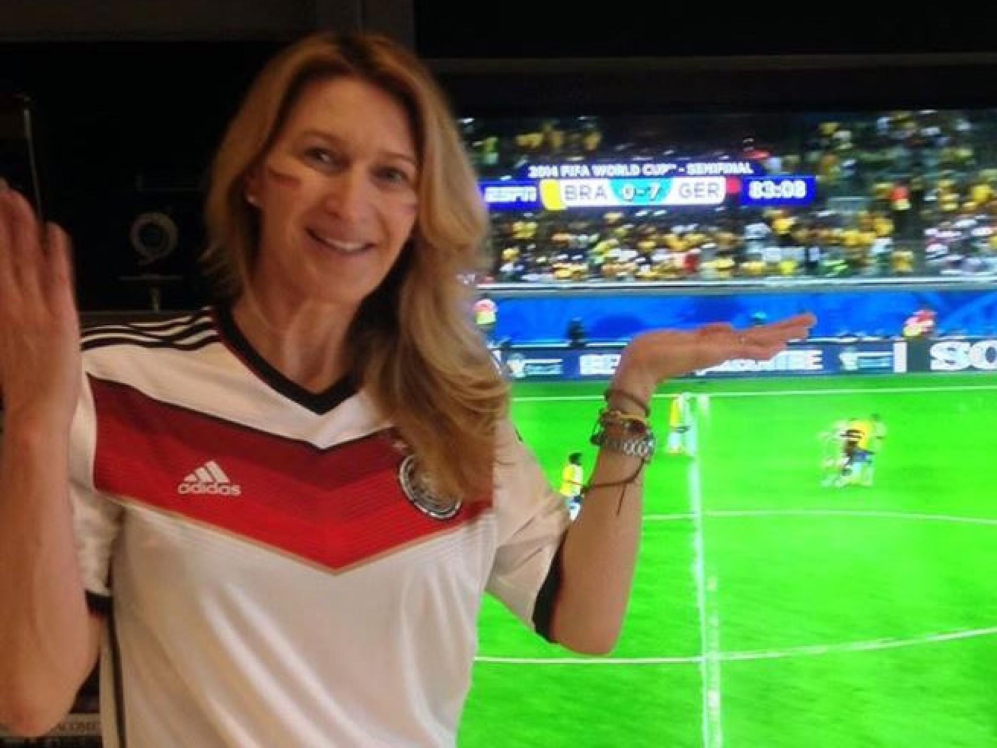 Deutschland Brazilien