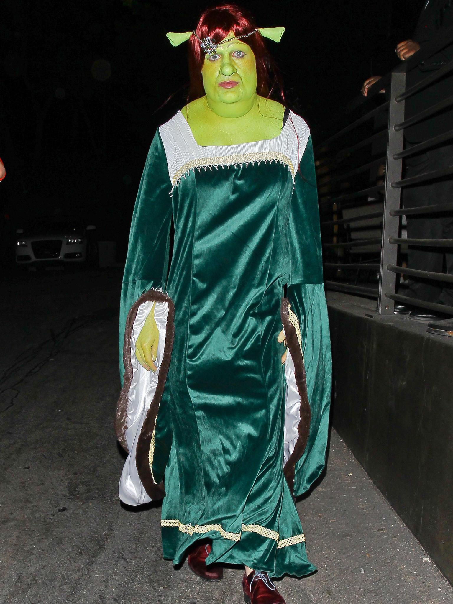 die schönsten halloween-kostüme der stars