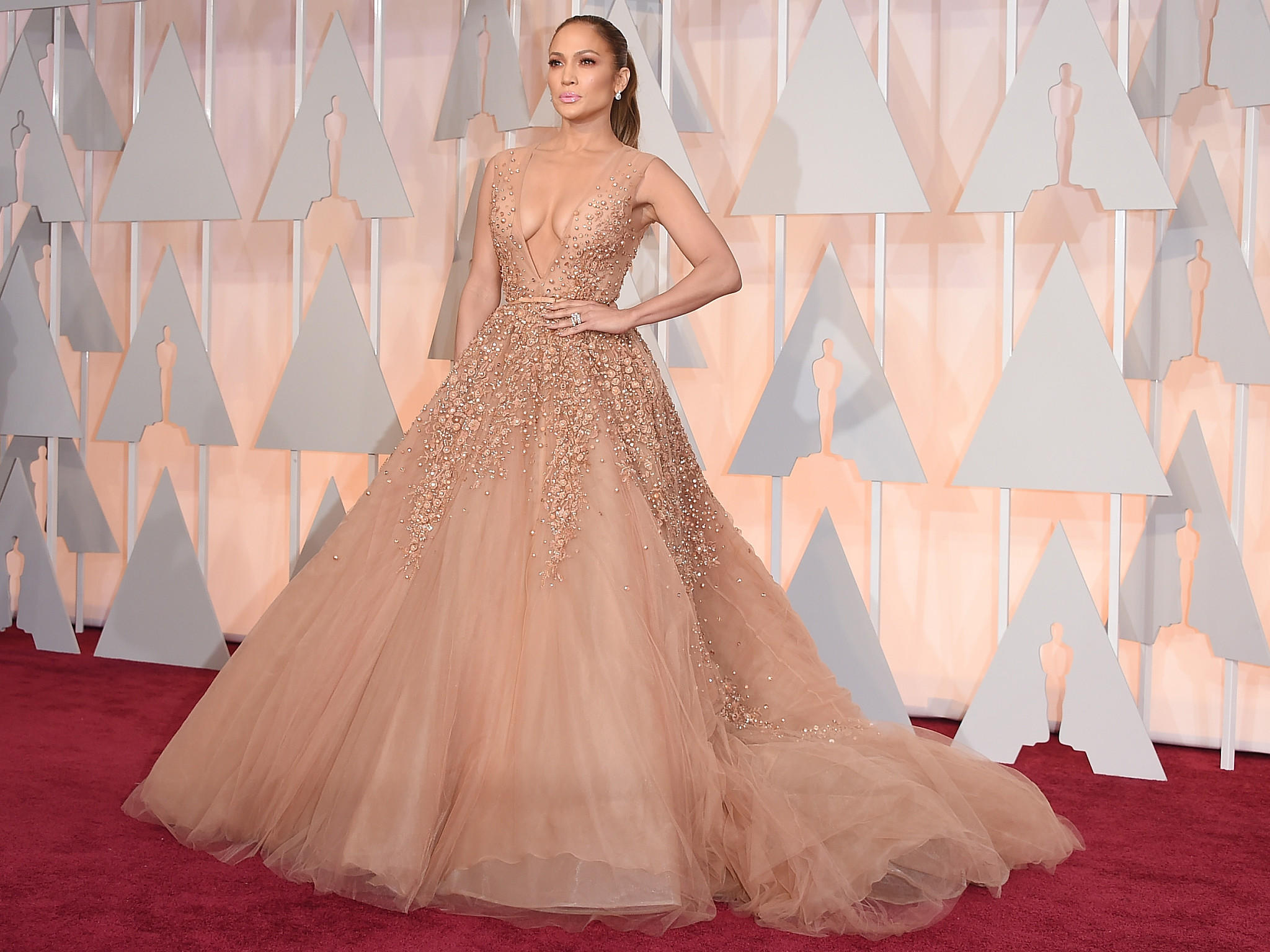 Oscars 2015: Roter Teppich