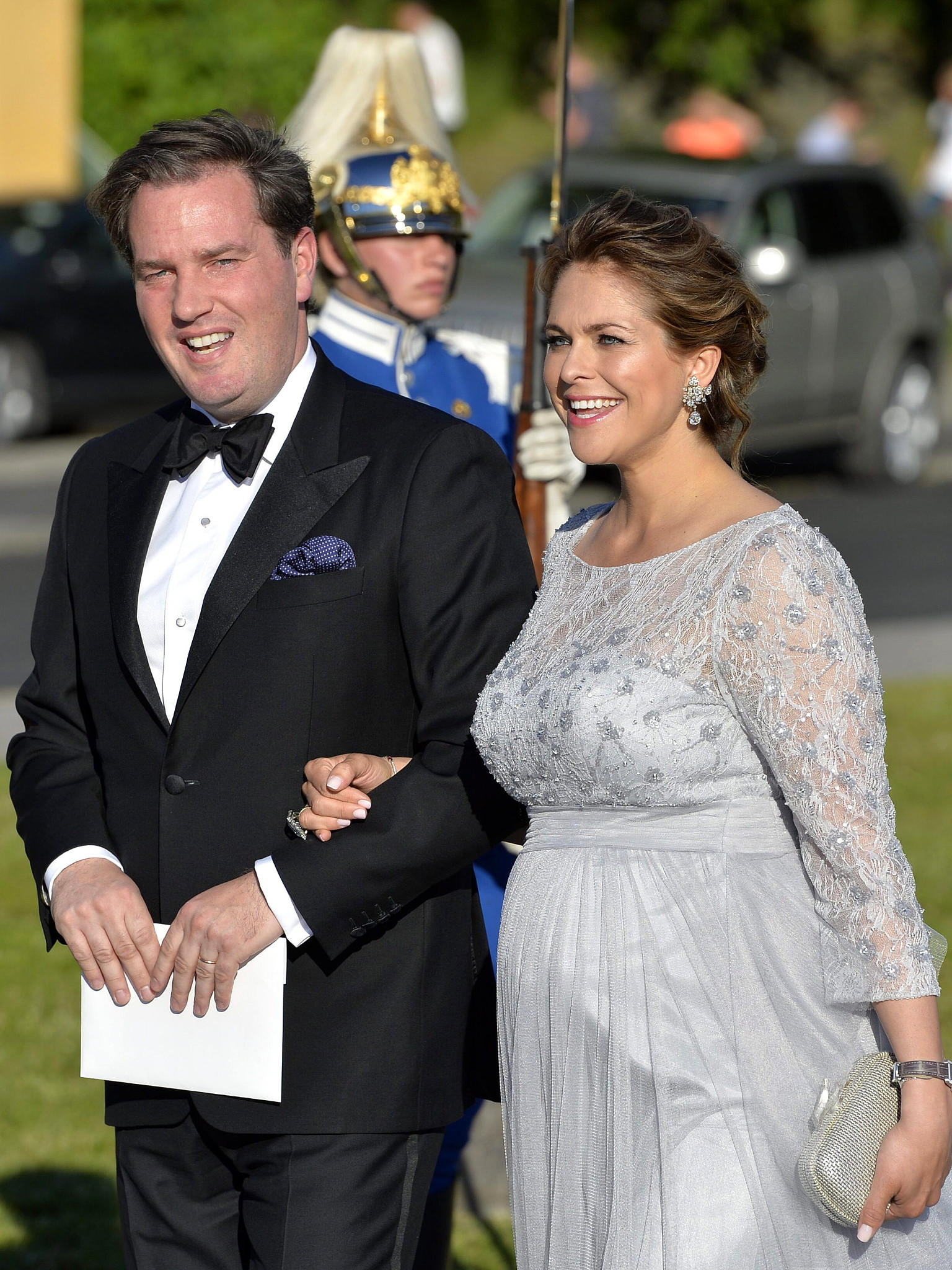 Glamouröser Polterabend von Sofia Hellqvist und Prinz Carl Philip