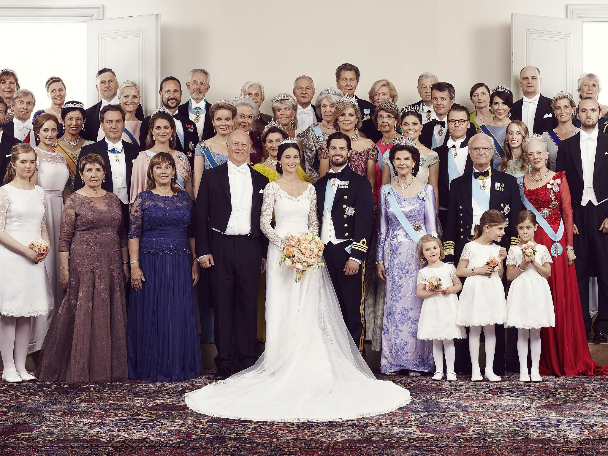 Hochzeit carl philip schweden