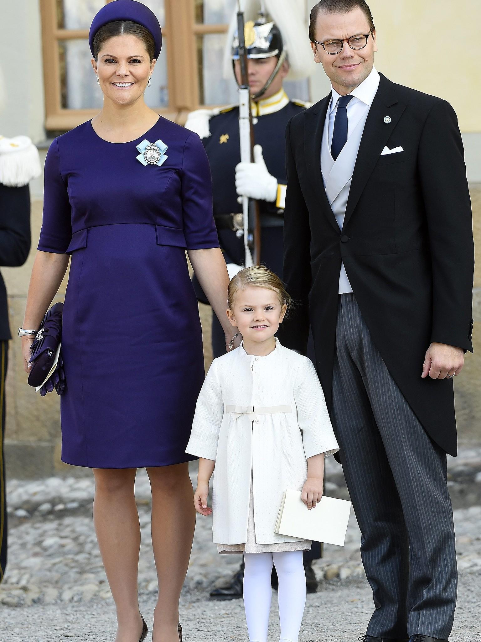Schwanger zwillinge victoria Kronprinzessin Victoria: