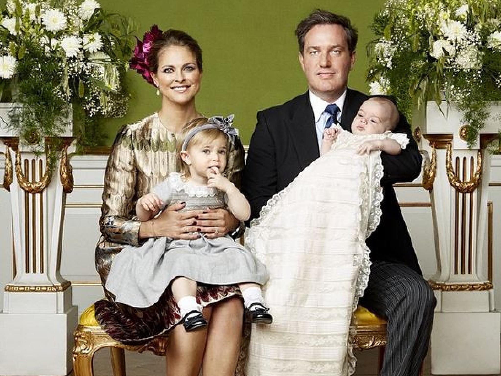 So Schön War Die Taufe Von Prinz Nicolas Von Schweden