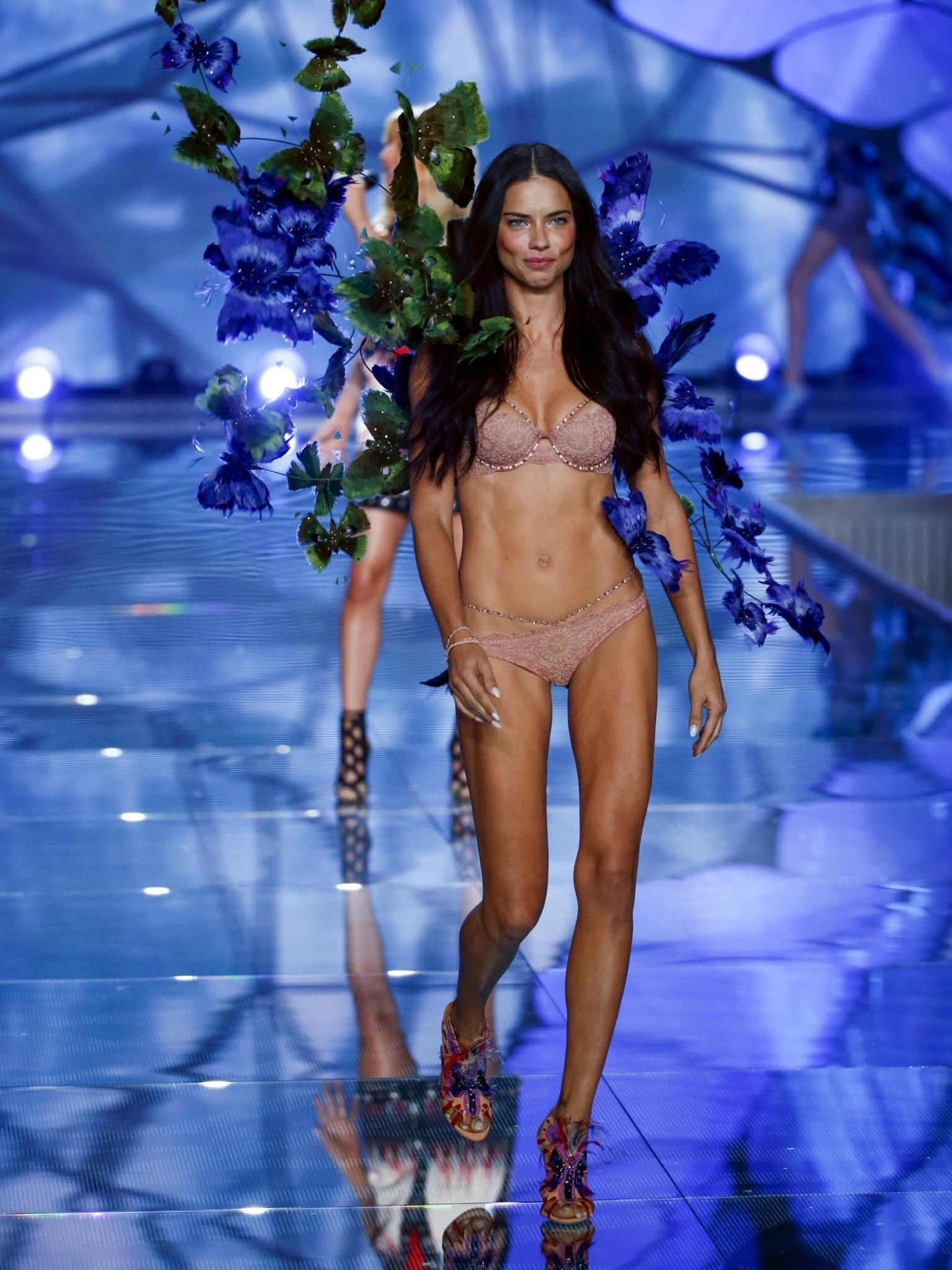 Victoria's Secret Fashion Show 2015 Galerie