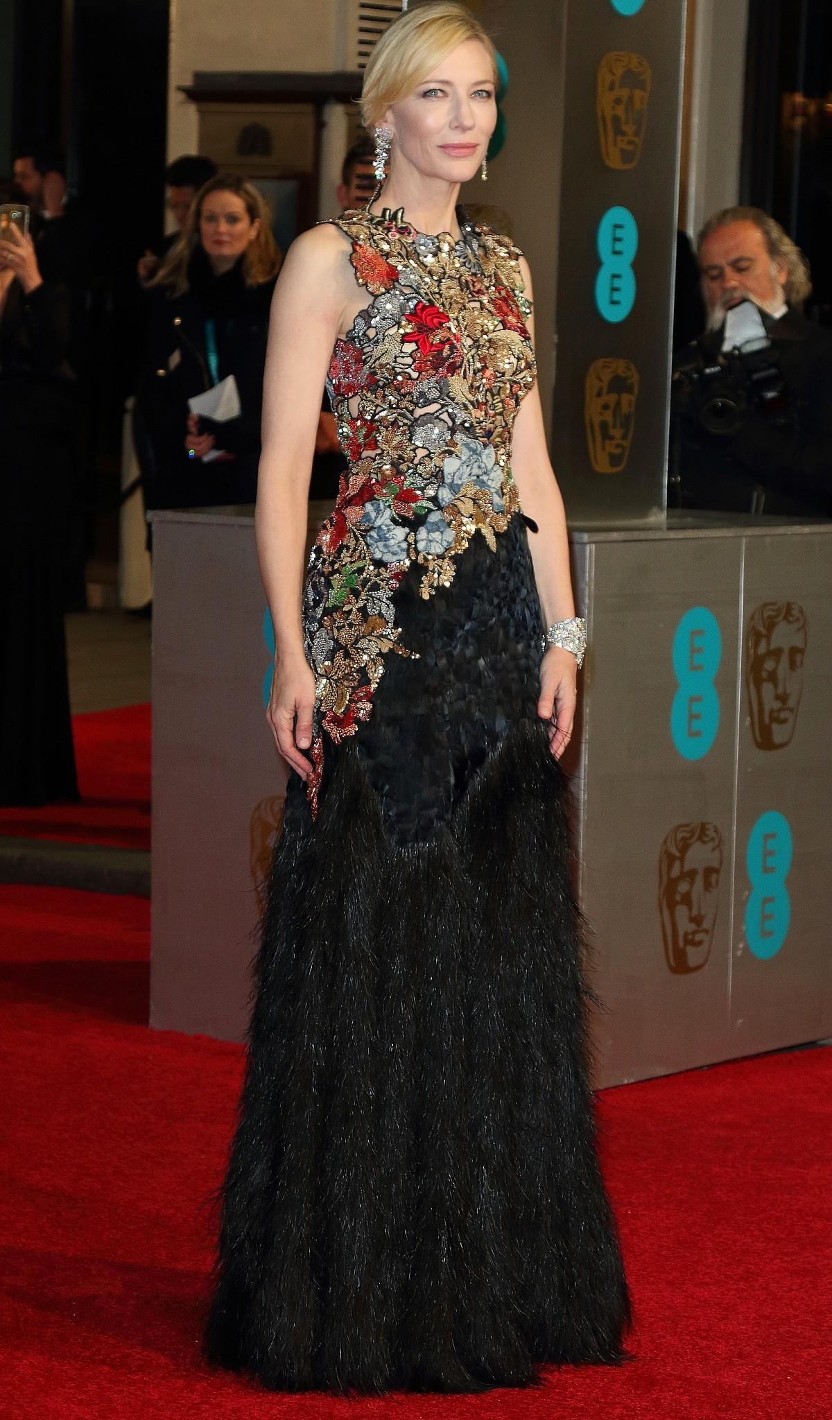 BAFTA-Awards 2016 Top & Flops
