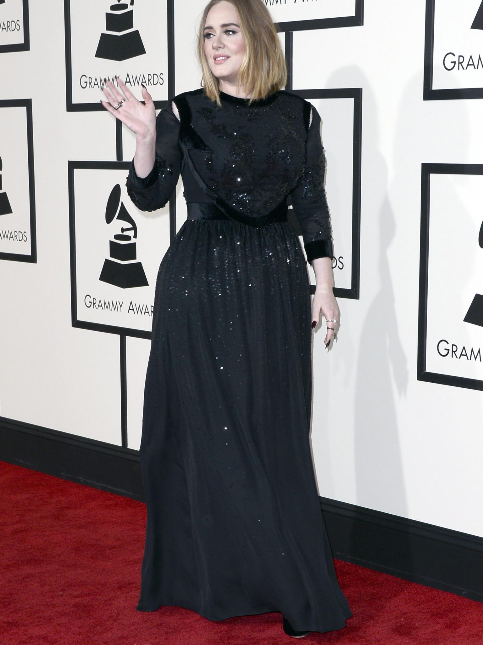 Grammys Looks 2016 Galerie roter Teppich