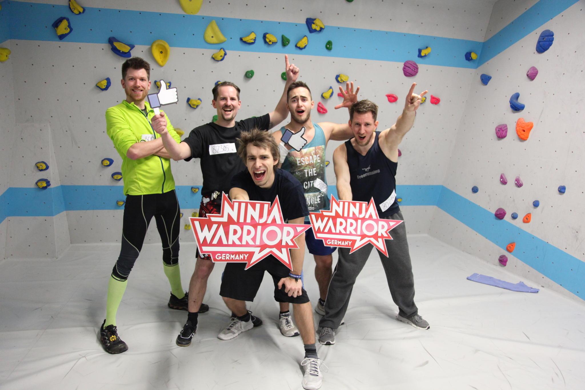 Ninja Warrior Germany Casting