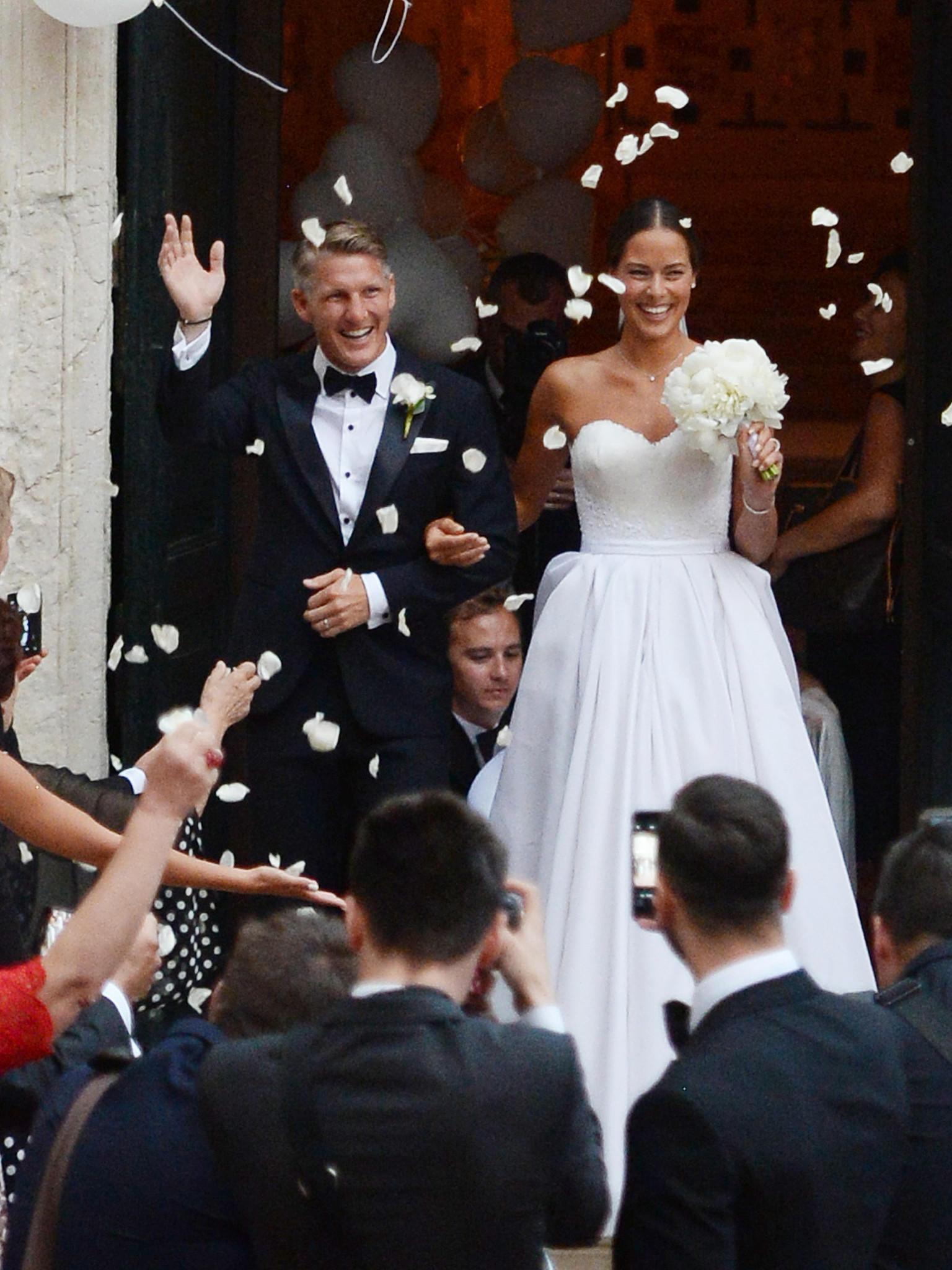 Bastian Schweinsteiger Und Ana Ivanovic Die Schönsten Bilder Ihrer
