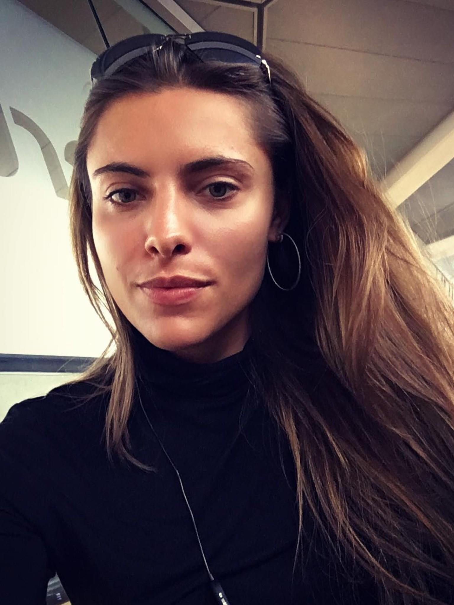 Ungeschminkt models geschminkt und Kylie Kendall