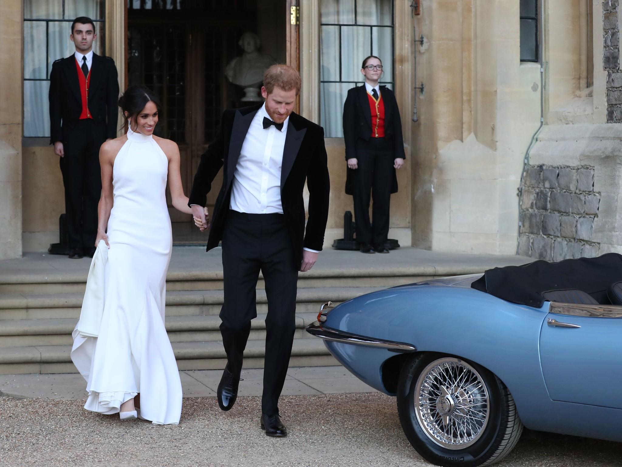 Hochzeit Von Prinz Harry Und Herzogin Meghan Das Waren