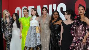 So stylisch war die 'Ocean's 8'-Premiere in New York City