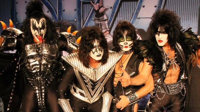 Kiss auf 'Neverending'-Tour 2019
