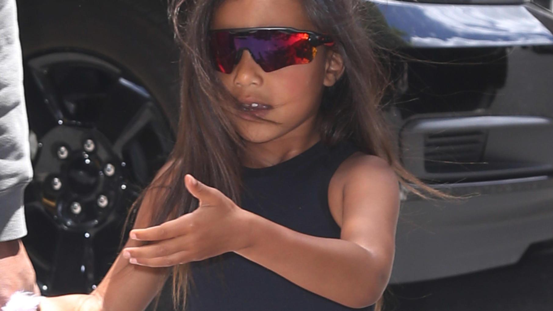 Kanye West Make Up Verbot Für Tochter