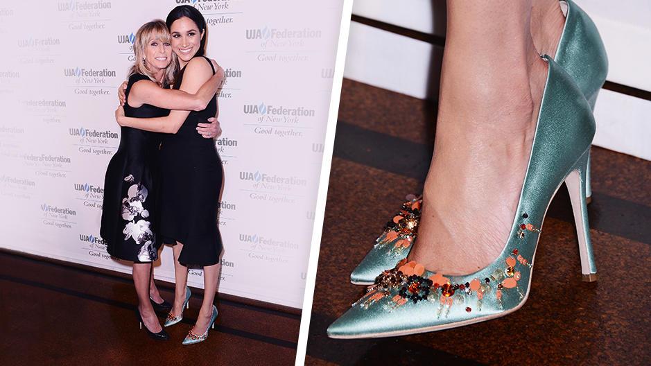 Herzogin Meghan: Mit diesem Schuh-Trick bekommt sie keine Blasen