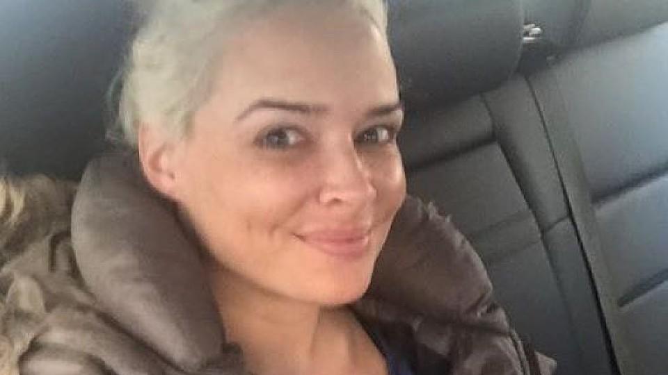 Daniela katzenberger augenbrauen vorher nachher