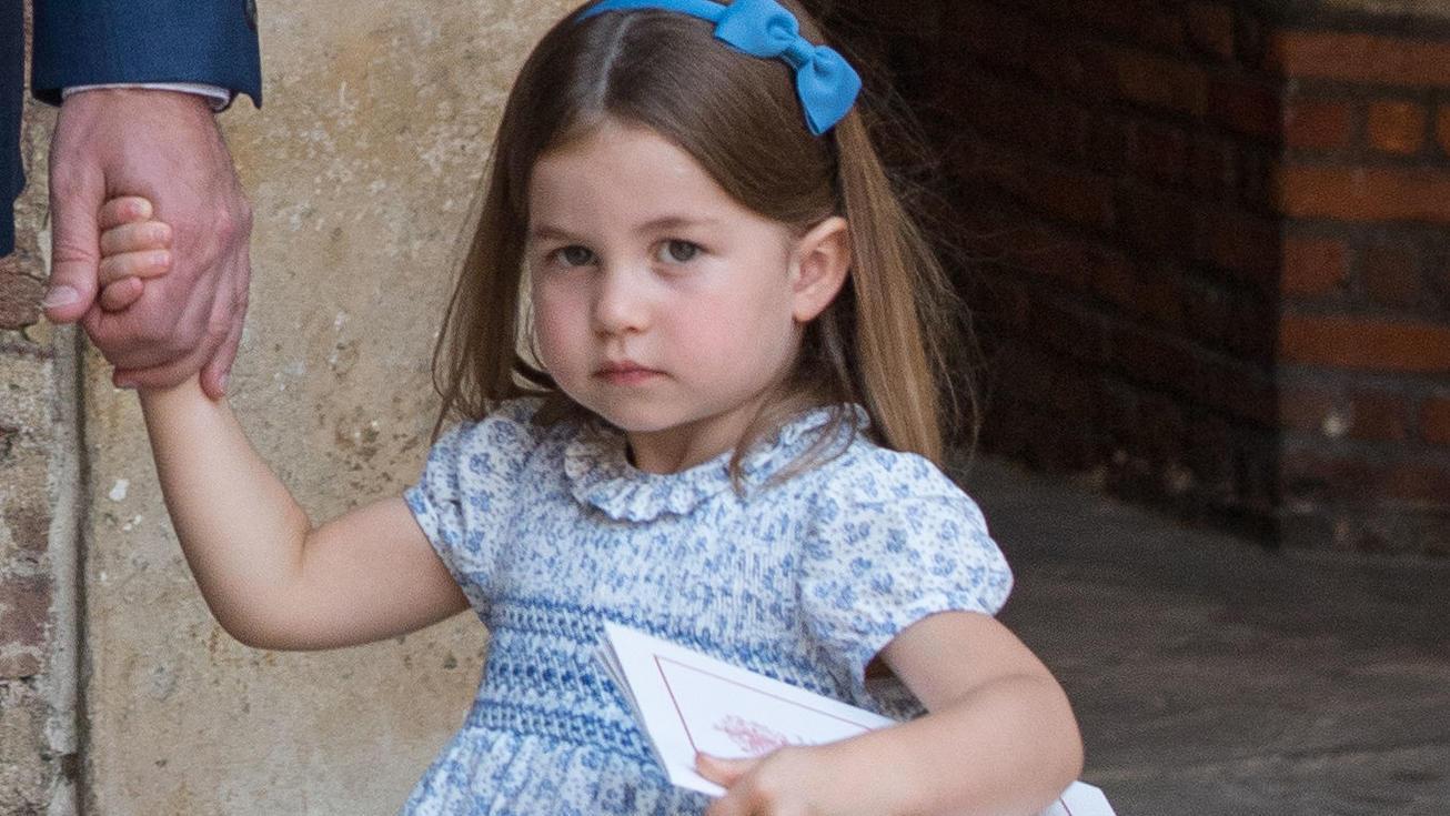 Oha! Prinzessin Charlotte hat offenbar kein Herz für Fotografen