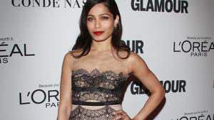 Freida Pinto: Mode als Statement