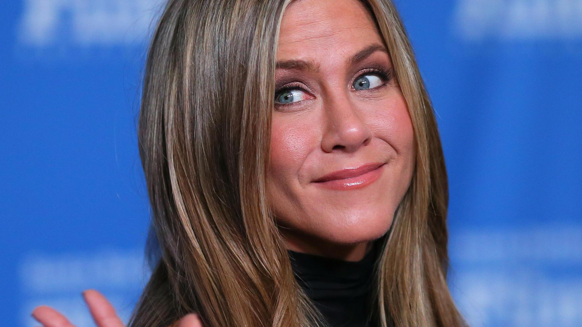 Klartext über Hollywood Für Jennifer Aniston Sind Frauen Schlimmer