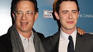Tom Hanks Kinder