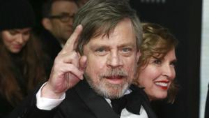 Mark Hamill: Gebt Carrie Fisher Trumps Stern!