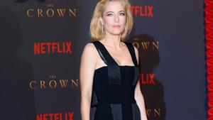 Gillian Anderson: Rolle in 'The Crown'?