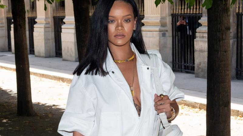 Rihanna: Fenty-Show beendet die New Yorker Fashion-Week