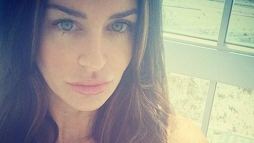 Playboy Model Christina Carlin Kraft Erwürgt In Wohnung Aufgefunden