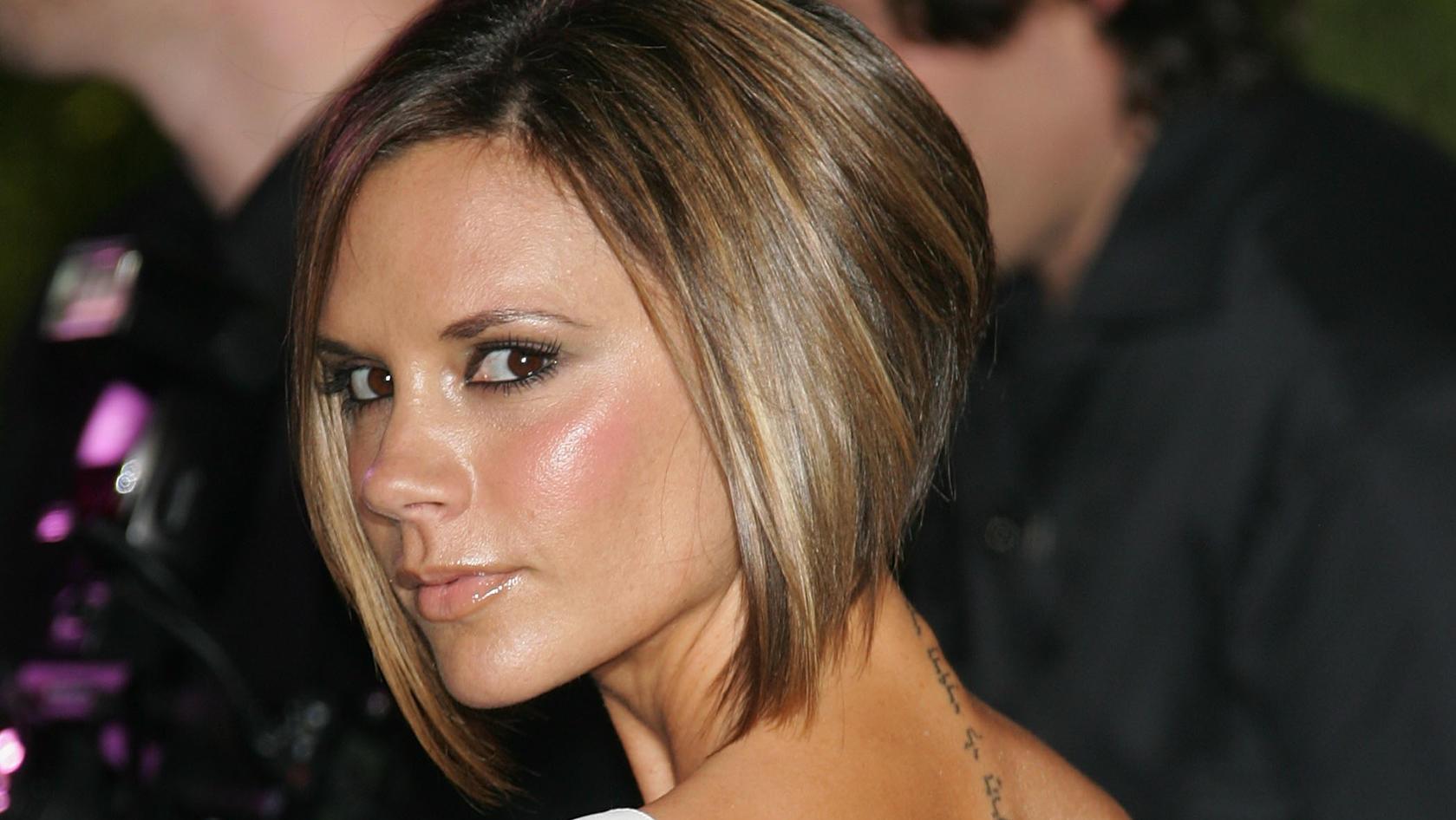 Frisur Victoria Beckham Amazing Best Victoria Beckham Bob